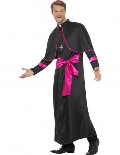 Kardinaal kostuum voor mannen-1