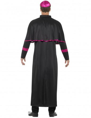 Kardinaal kostuum voor mannen-2