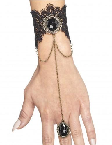 Armband met gothic ring voor vrouwen