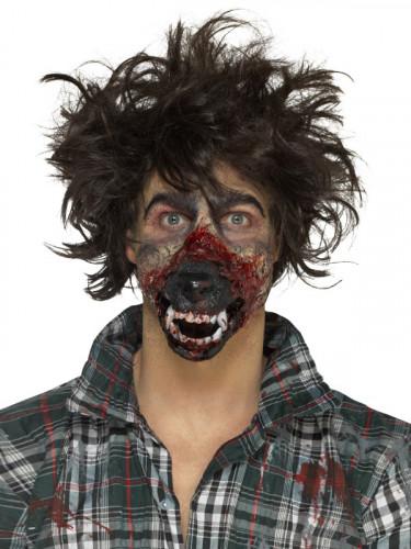 Latex weerwolf mond voor volwassenen