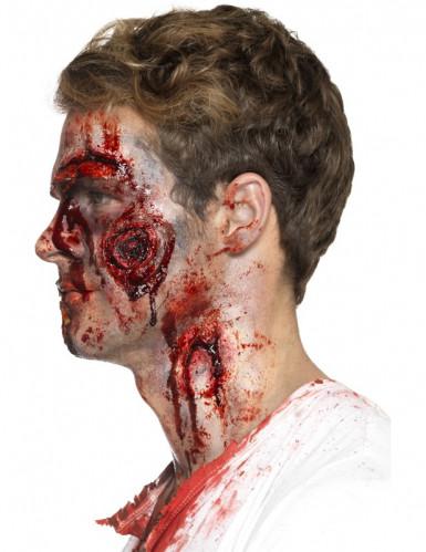 Bloederige latex nepwond prothese voor volwassenen