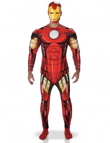 Luxe Iron Man Avengers™ kostuum voor volwassenen
