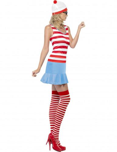 Sexy Waar is Wally™ kostuum voor vrouwen-2