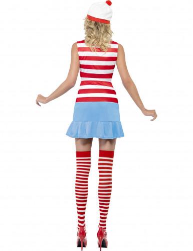 Sexy Waar is Wally™ kostuum voor vrouwen-3