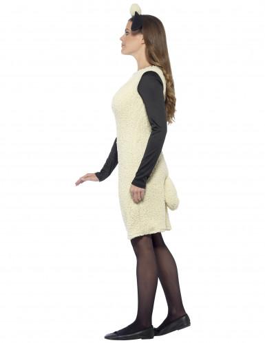 Shaun het Schaap™ kostuum voor vrouwen-1