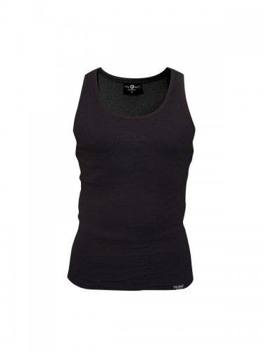 Zwart hemd voor mannen