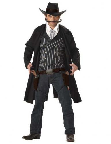 Cowboy Santa Maria kostuum voor heren