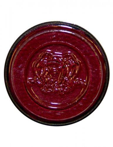 Bordeaux rode schmink