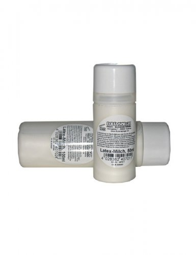 Witte latex 50 ml