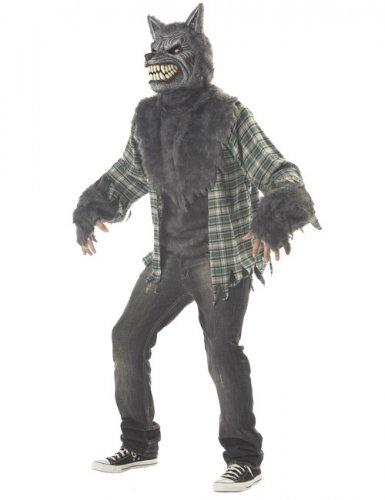 Deluxe weerwolf kostuum voor volwassenen