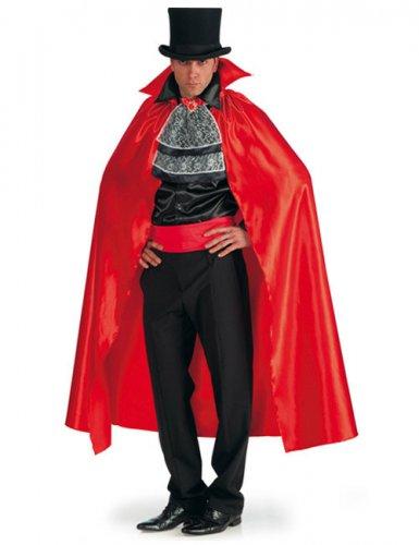Vampier jabot en cape voor mannen