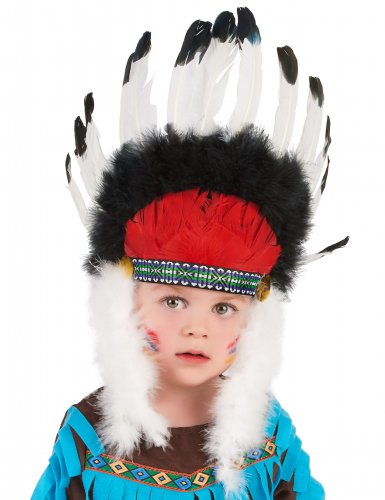 Indianen hoofdtooi voor kinderen-1