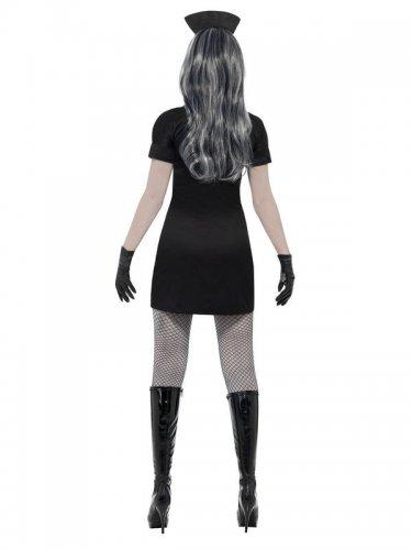 Halloween verpleegster kostuum voor vrouwen-1