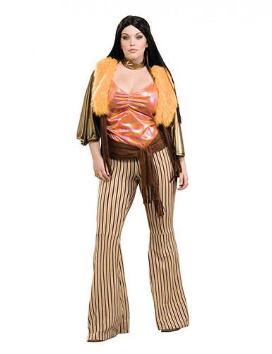 Hippie kostuum jaren 60 - grote maten: Volwassenen ...