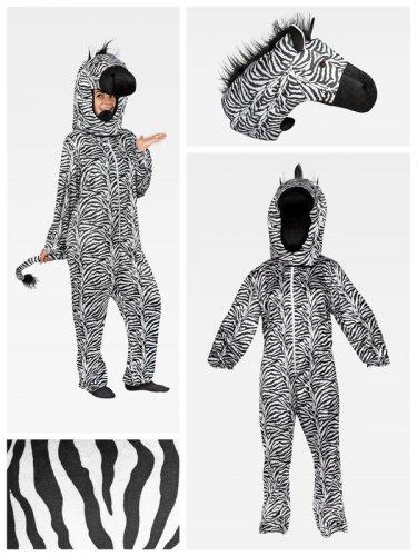 Zebra pak voor volwassenen-1