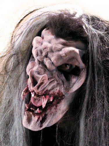 Latex duivelse vampier schmink