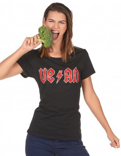 Vegan tshirt voor vrouwen