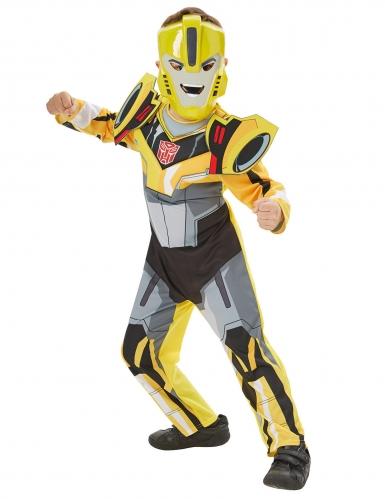 Luxe Bumblebee Transformers™ kostuum voor jongens