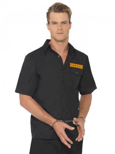 Gevangenis overhemd voor mannen