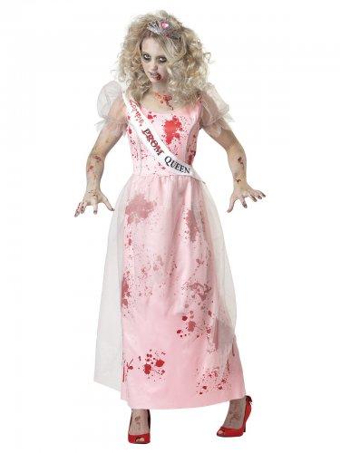 Zombie prinsessen kostuum voor vrouwen