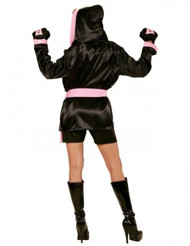 Sexy bokskampioen kostuum voor vrouwen-1