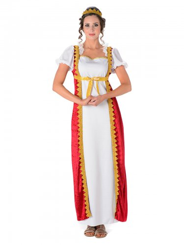 Middeleeuwse jurk voor dames