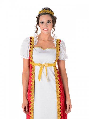Middeleeuwse jurk voor dames-1