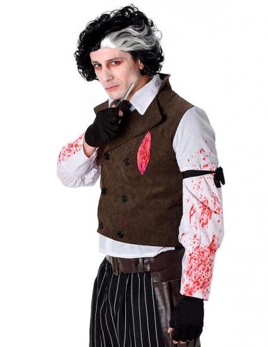Kapper moordenaar kostuum voor volwassenen-1