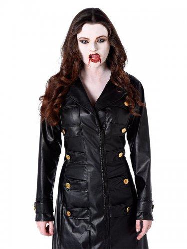 Vampier gothic jas voor vrouwen-1