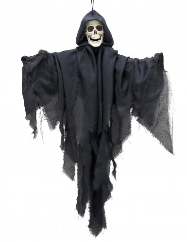 Zwarte reaper plafonddecoratie