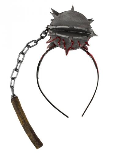 Bloederig middeleeuws wapen haarband-1