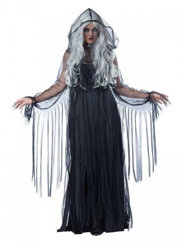 Elegant spook kostuum voor vrouwen-1