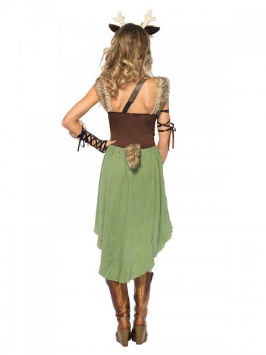Bos ree kostuum voor vrouwen-1