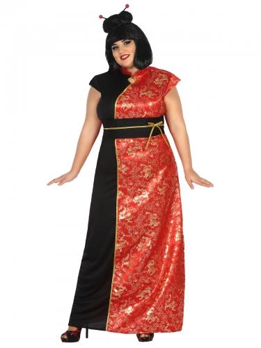 Chinees kostuum voor vrouwen-1