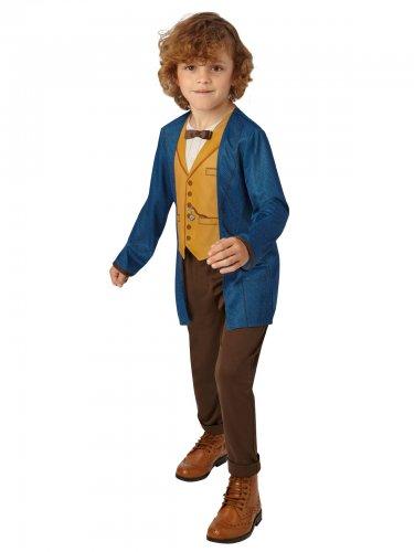 Newton Scamander™ kostuum voor jongens