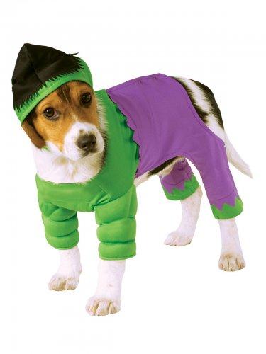 Hulk™ kostuum voor honden