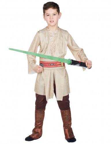 Jedi Star Wars™ kostuum voor kinderen