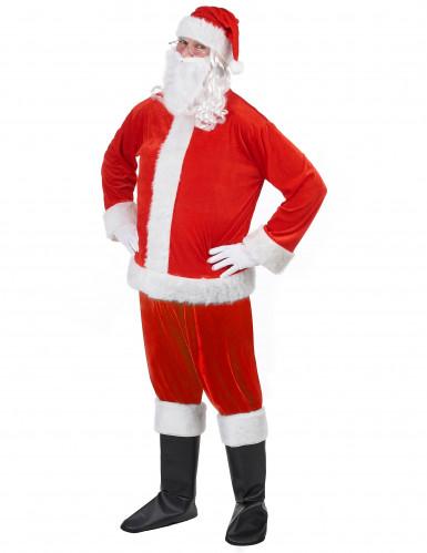 Kerstman set kostuum voor volwassenen-1