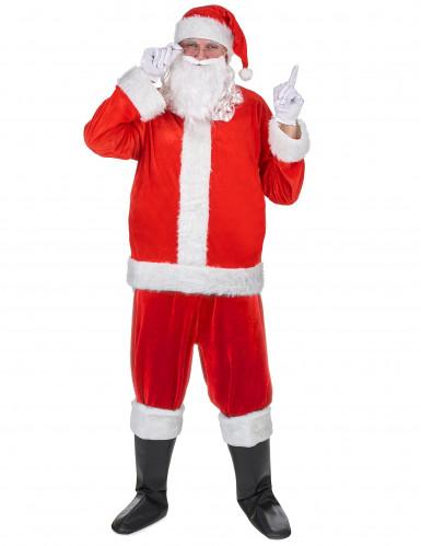Kerstman set kostuum voor volwassenen-2