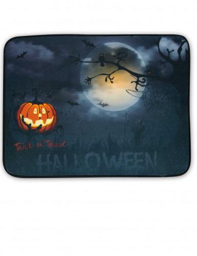 Halloween deurmat met licht en geluid