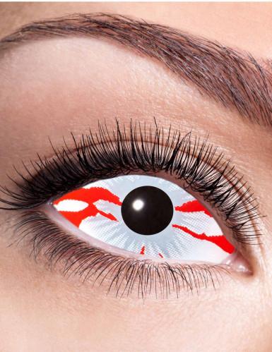 Grote bloederige ogen contactlenzen voor volwassenen