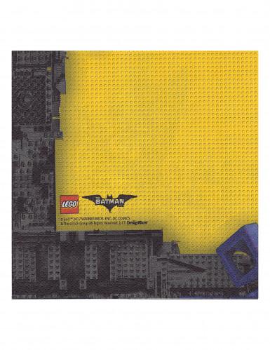 20 papieren Lego Batman™ servetten-1