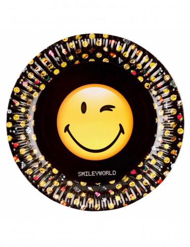 8 Smiley Emoticons™ borden