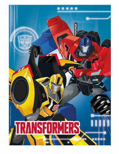 8 Transformers Robots in Disguise™ feestzakjes