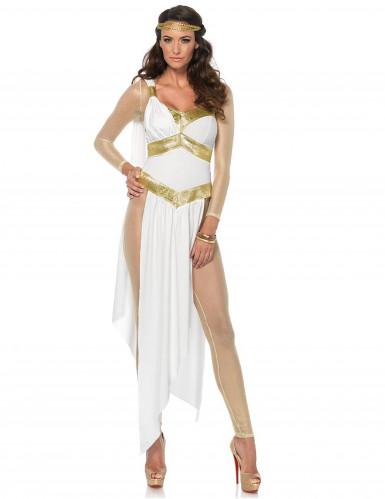 Sexy Griekse godinnenkostuum voor vrouwen