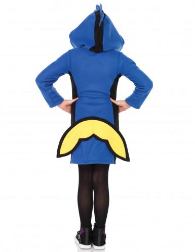 Blauw vissen kostuum voor kinderen-1