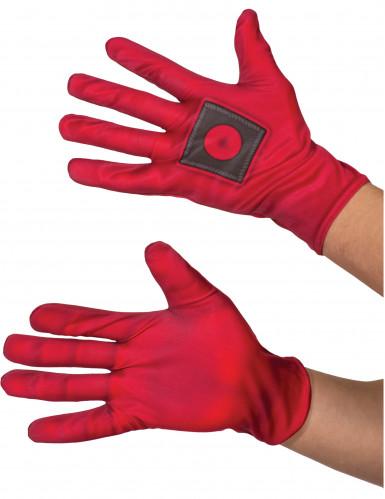 Deadpool™ handschoenen voor volwassenen