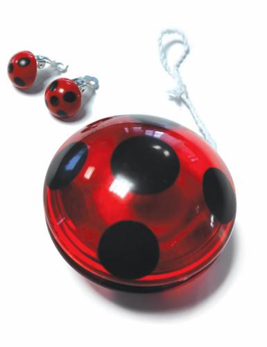 Ladybug™ yoyo en oorbellen voor meisjes-1
