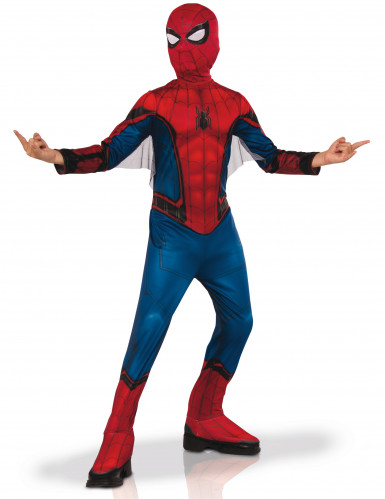 Spiderman™ Homecoming kostuum met vleugels voor kinderen