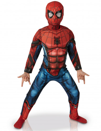 Spiderman™ Homecoming deluxe kostuum kinderen
